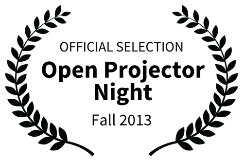 OFFICIAL SELECTION - Open Projector Nigh
