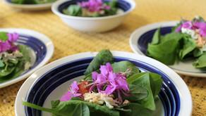 Marinated Maktaaq Salad