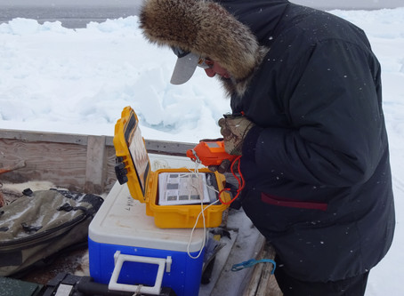 Smart Ice Data Collection