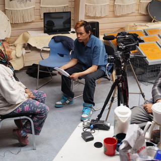 Interviewing Elders