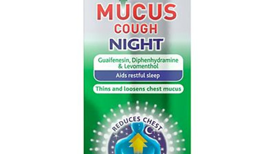 Benylin Mucus Cough Night Syrup 150 ml
