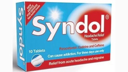 Syndol Headache Relief Pack of 30 Tabs