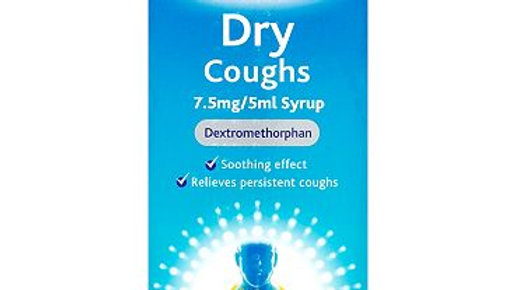 Benylin Dry Cough Syrup 150 ml