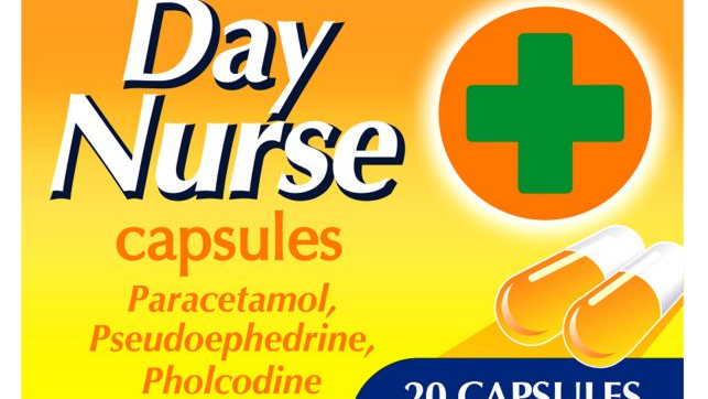 Day Nurse Cold and Flu Capsules Pack of 20