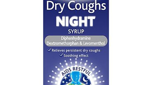 Benylin Dry Cough Night Syrup 150 ml
