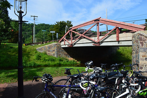 Bike or Hike the Delaware Canal Tow Path