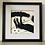 """Thumbnail: Abstrakt """"BLACK ON WHITE""""  3er Serie"""