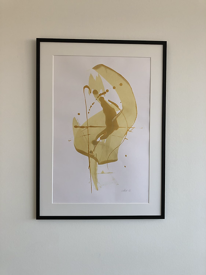 """""""Abstract Gold"""""""
