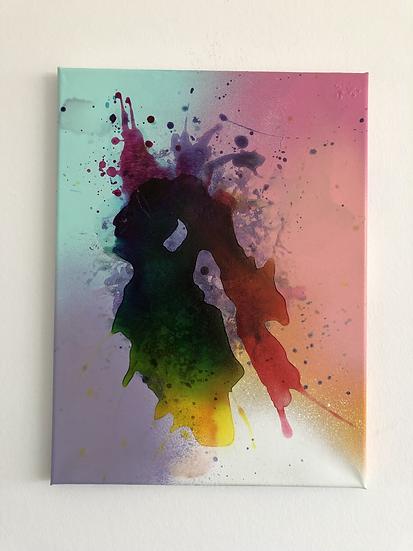 """""""Colorsplash""""🌈 klein"""