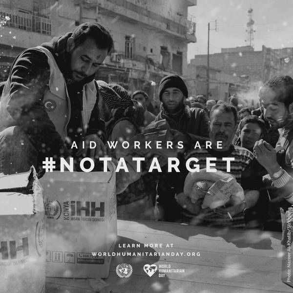 WORLD HUMANITARIAN DAY 8a not-a-target.j