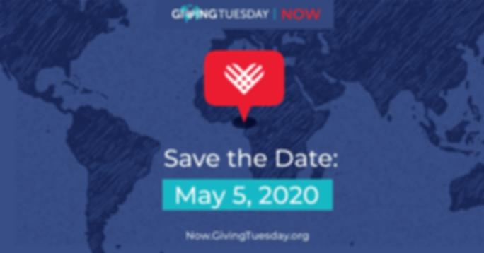 GIVING TUESDAY MAY 5, 2020 FOR CORONA VI