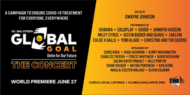 Global Citizen and The European Commissi