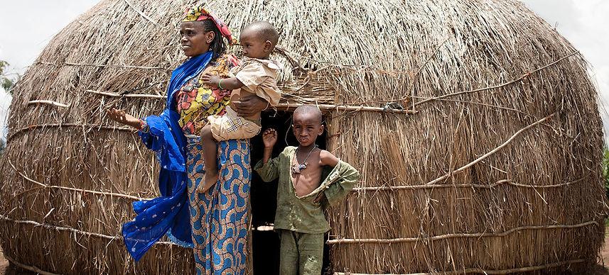 370,000 children displaced in Central Af