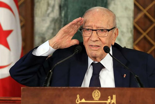 Death of President Beji Caid Essebsi of