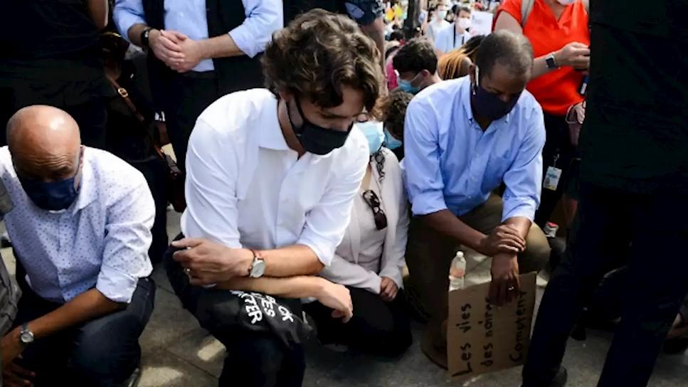PEACEFUL PROTEST - GEORGE FLOYD - CANADA