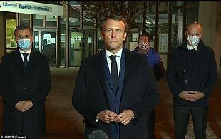 President Emmanuel Macron_denounced behe