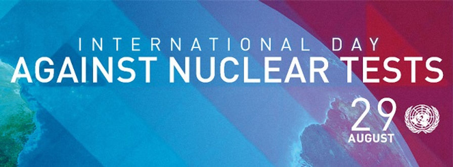 International Day Against Nuclear Tests