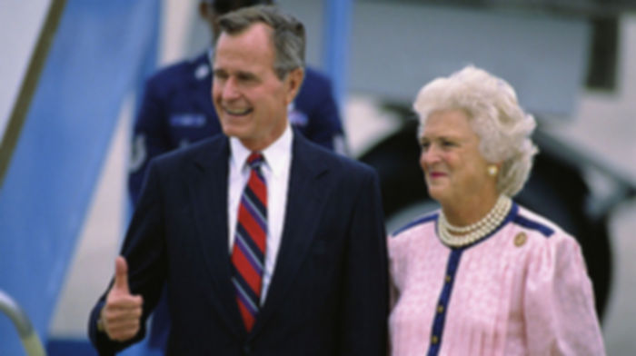George-H-W-Bush Barbara Bush.jpg