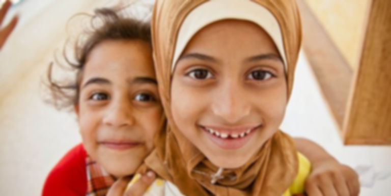 RIGHTS OF THE CHILD Muslim-children-640x
