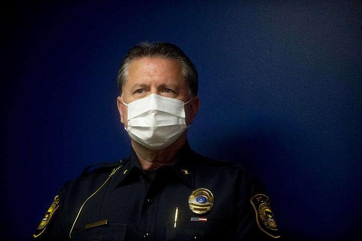 Ray Hall, UM-Flint public safety directo