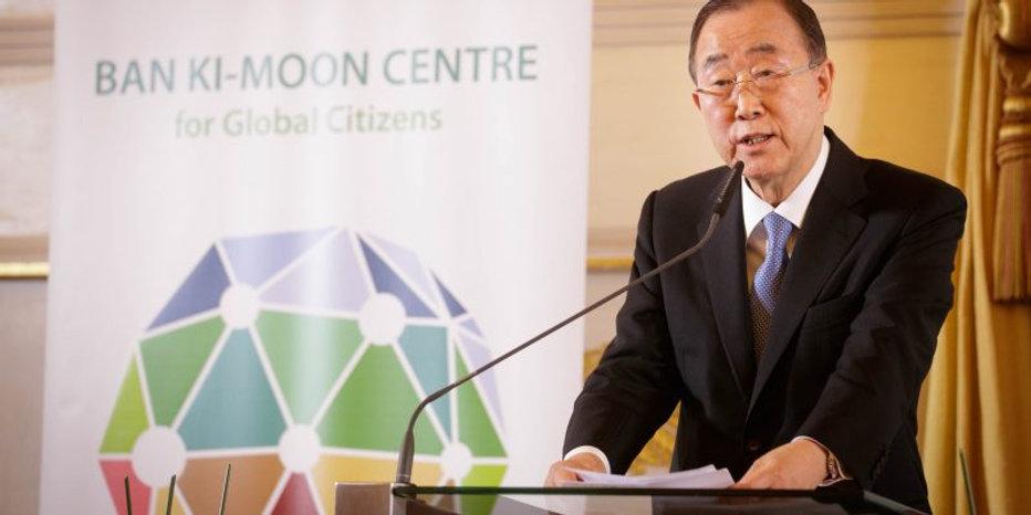 BAN KI MOON CENTRE FOR GLOBAL CITIZENS 2
