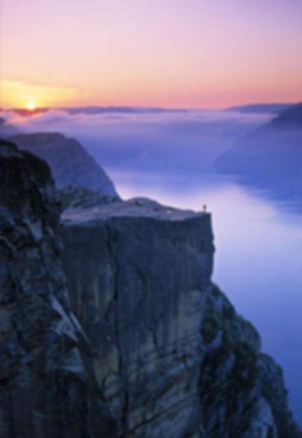 NORWEGIAN FJORDS - BING - PRISTINE PLACE