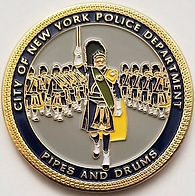 NYPD New York City Police  Pipes Drums.j
