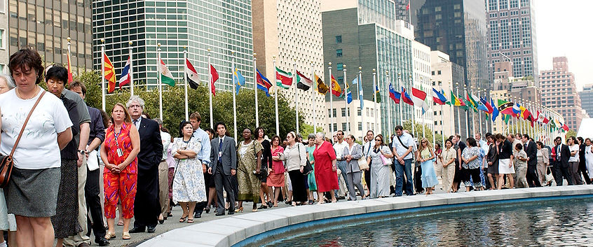 International Day of Remembrance and Tri