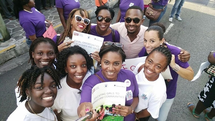 The Commonwealth - International Women's