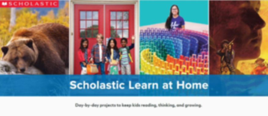 COOL SCHOOL - SCHOLASTIC LEARN AT HOME.p