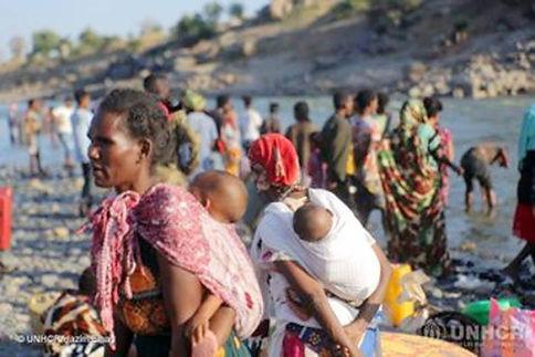 UNHCR ETHIOPIA HUMANITARIAN EMERGENCY TI