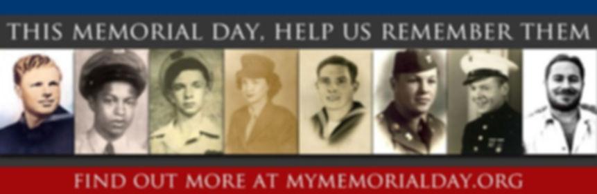 MEMORIAL DAY 2020 WWII MEMORIA DAY MUSEU