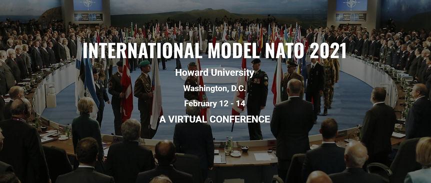 INTRENATIONAL MODEL NATO 2021 - HOWARD U