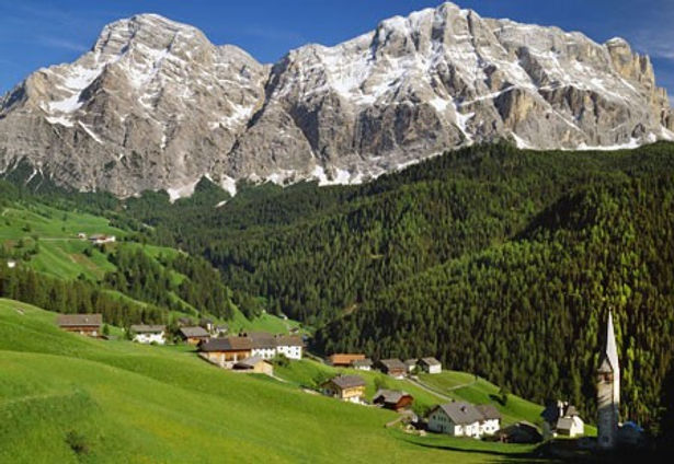 Best Vistas of the World-The Dolomites B