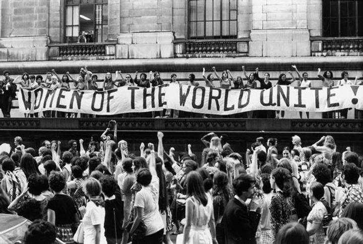 WOMENS DAY WomenOfTheWorldUnite_GettyIma