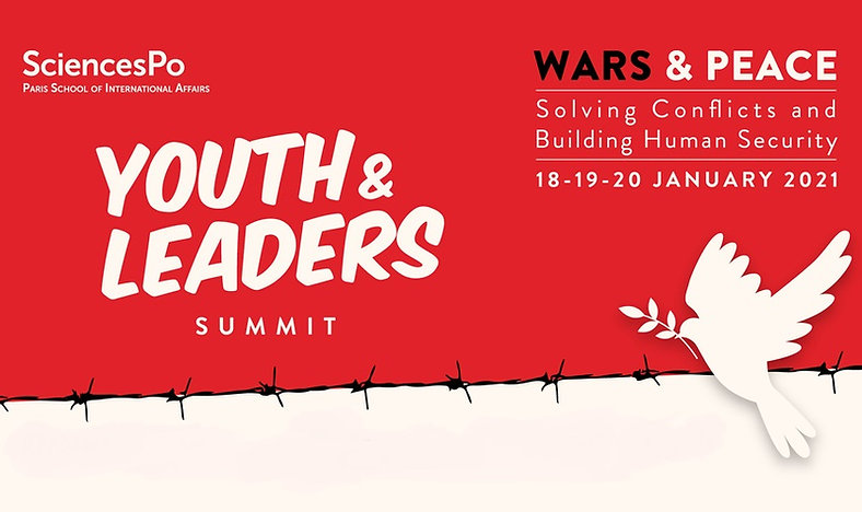 NATO YOUTH AND LEADERS SUMMIT 2021 SCIEN