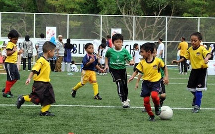 football-kids VOICES OF CHILDREN SPORTS_