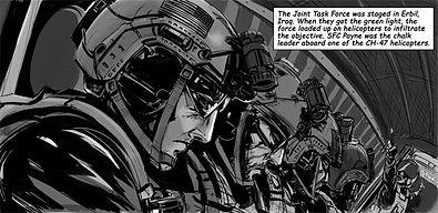 Sgt. Maj. Thomas P. Payne - Master Valor