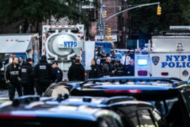 TERRORIST BOMB THREAT ATTACKS USA  10.24