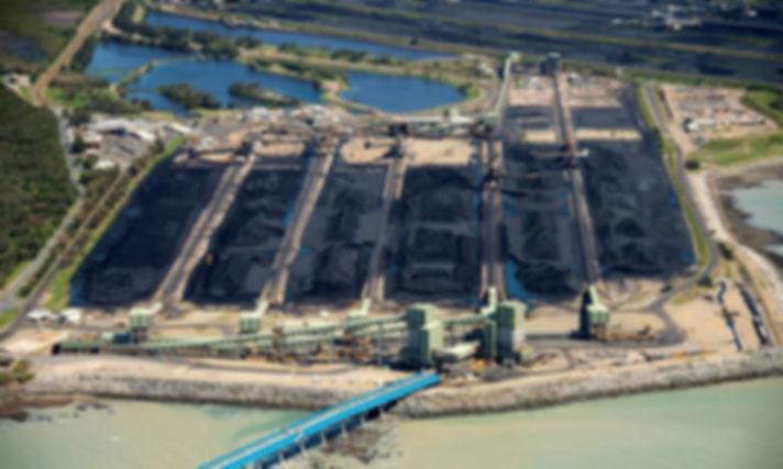 Australia Great Barrier Reef Sludge Dump
