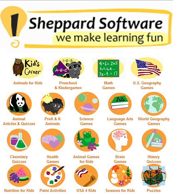 COOL SCHOOL - SHEPPARD SOFTWARE - WE MAK