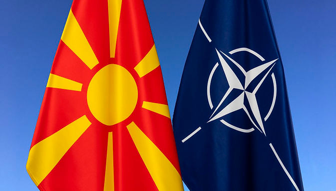 NORTH MACEDONIA JOINS NATO AS 30TH MEMBE
