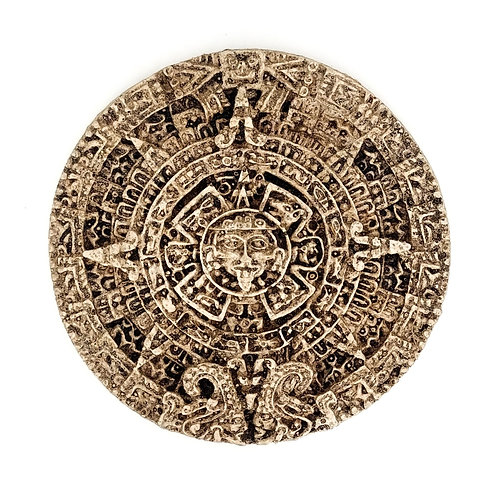 Ancient Mayan Calendar Wall Decor