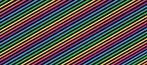 Listras do arco-íris