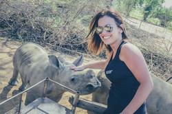 Acer saving Rhinos