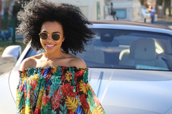 Rolls Royce roadtrip with @amandadupont