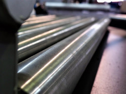 JF Equipment stainless steel railing