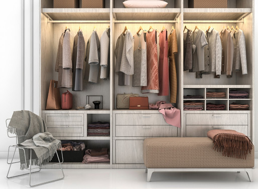 HOW TO BUILD A WINTER CAPSULE WARDROBE IN 2020