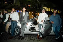 Rolls Royce Melrose Arch launch