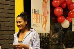 @CandiceAbrahams @IFeelPretty launch